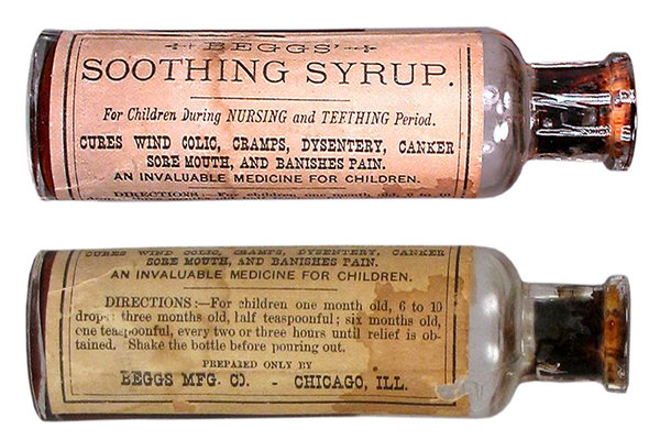 soothing heroine syrup